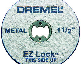 EZ456 1 1/2In. Metal Cut Off Wheel