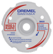 Dremel SM600 3In Wood & Plastic Flush Cut Wheel